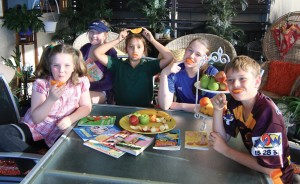 Aussie Farmers Direct Fundraising, Greenslopes School