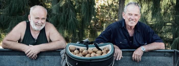 Kiwi Fruit Farmer